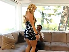 Hot Milf Loves Black Dick