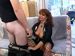 Mature Redhead Anal Fuck