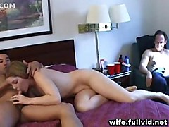 Housewife Sucking Cock