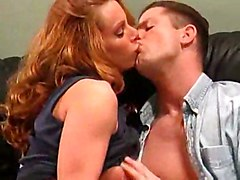 Redhead Milf Gets A Pounding