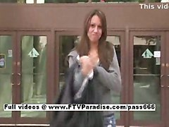 Lauren Ftv Girls, Amazing Babe Public Flashing