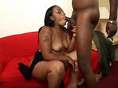 Phatass Honey Daniels Fly Working The Dick