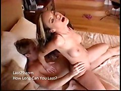 Crissy Moran Dirty Fuck On Bed