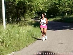 Cherokee Dass Workout 2