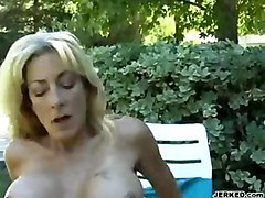 Outdoor Hardcore With Milf Lexi Carrington   Dmilf