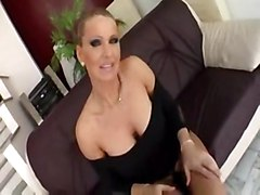 Milf Vinnie Swallows Two Loads