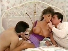 Classic Busty Cameragirl Dped In Exchange Of Actress