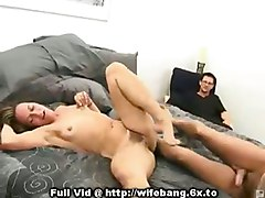 Watching Wife Get Banged