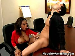 Lacey Duvalle - Naughty Office